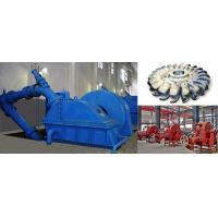 Hydroelectric Power Plant Small Hydro Turbines 320KW High Efficiency and Eco-friendly