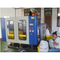 China Large Injection Stretch Blow Moulding Machine , Plastic Helmet Making Machine on sale