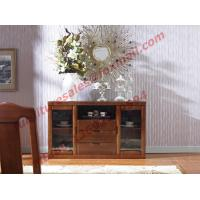Cheap Luxury Design Furniture for Solid Wooden Buffet in Dining Room Set for sale