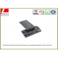 Buy cheap Medical Optical Instruments CNC Plastic Machining Black ABS Plate from wholesalers