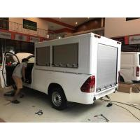 Cheap Aluminum Alloy  Roll up Door Used for Various Truck and Vehicle for sale