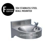 Cheap WDF25B Cost-Competitive Wall Mounted Stainless Steel Drinking Fountain for sale