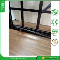 Cheap China product new simple iron casement window grills in glazing steel profile wholesale