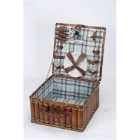 Cheap Picnic basket with lid for sale