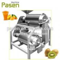 Cheap commerical Passion Fruit Juice Machine / Passion Fruit Pulper Machine juice filling machine filling production line for sale