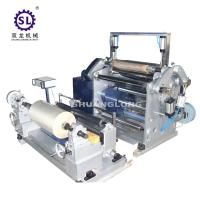 Cheap PLC Control Automatic Slitting Machine for Paper Straw Paper for sale