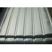 Cheap Polished Aluminium Roofing Sheet 0.5mm Thick 3004 For Installation / Building for sale