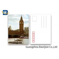 Cheap UK Tourist Tttraction 3D Lenticular Postcards 5D Effect Printing Images for sale