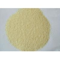 Buy cheap 80 - 100 Mesh Crop Grade A Fried Garlic Granules Deep Yellow Color 1.6 - 2.2mm from Wholesalers