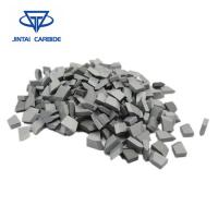 China Iso Standard Carbide Stone Cutting Tips In Stock Wear Resistance on sale