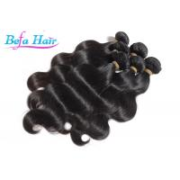 Cheap Young Girls 12 Inch 100% Virgin Malaysian Hair Body Wave 3.3oz-3.5oz/Pcs for sale