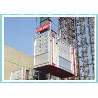 Cheap Building Elevator Man And Material Hoist System For Bridge / Tower Crane for sale