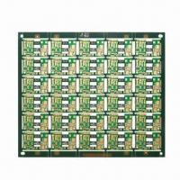Cheap Multilayer PCB with Blind Holes, 16 Layers and ENIG Surface Treatment for sale