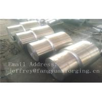 Cheap Alloy Steel Forged Shafts Blank C35 C45 42CrMo4 36CrNiMo4 4330 34CrNiMo6 4140 SNCM439 BS816M40 4130 4340 for sale