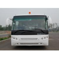 118kW 200L Xinfa Airport Equipment Apron Bus With Aluminum Apron