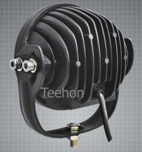 Cheap High power LED 45W 4D PC Len Round LED Driving Light (LED work light) for sale