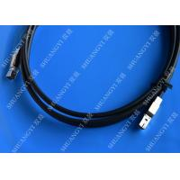 Quality 3.3FT External SAS Cable HD Mini SAS SFF-8644 To SFF-8644 Cable 1M / Black for sale