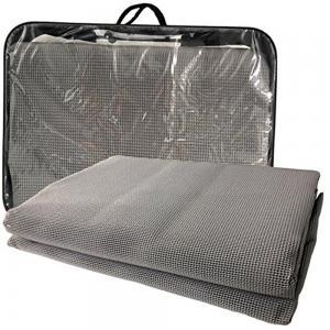 Cheap Anti Slip 400gsm Caravan Floor Mat 2.5*4.0m For Vacation for sale