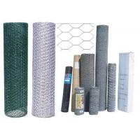 Cheap Poultry Galvanized Iron Wire Mesh For Chicken / Rabbit Cage Wire Mesh for sale