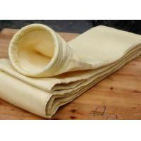 Buy cheap PTFE , Nylon , Glass Dust Filter Bags Washable Nonwoven Filter Media from wholesalers