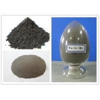 Low Carbon Ferro Silicon Manganese Powder Si 17% Round Gray Granule