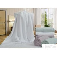 Plain Pattern Extra Large Bath Sheets Towels For Women / Men