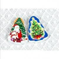 China compressed 100% cotton towel for christmas gifts on sale
