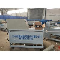 Cheap PLC Wire Mesh Spot Welding Machine For Weld Mesh Sheets , Mesh Fence Panel for sale