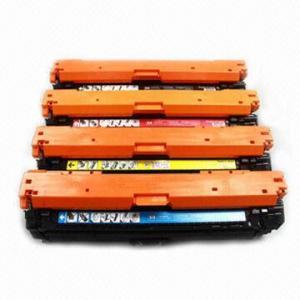 Cheap New Compatible Color Toner Cartridge CE740BK/CE741C/CE742Y/CE743M for HP Laserjet Pro CP5220/5221 for sale