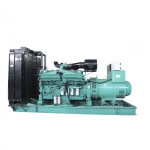 China AC Three Phase Diesel Power Generator Open Diesel Generator 906kva 725kw on sale