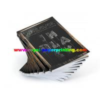 Cheap customize good quality paper hardcover / softcover book printing for sale