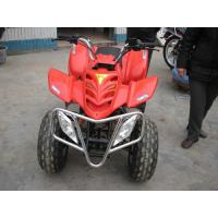 Cheap Suzuki Red Manned Gasoline Water Cooled Four Wheel ATV 250cc For Men for sale