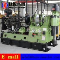 Cheap XY-44A is a hydraulic core drilling rig suitable for high-speed medium and deep borehole drilling in complex rock format for sale