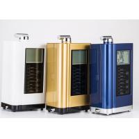 Cheap 7 Plates Alkaline Water Ionizer 4.5 To 10.0 Ph Value 3.8 Inch Colorful Lcd Screen for sale
