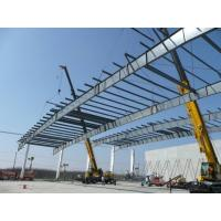 China Excellent Industrial Steel Structure Buildings With Memory Calculation on sale