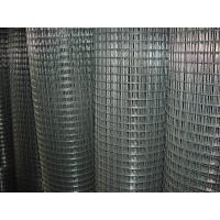 Cheap Electronic Galvanized Welding Wire Mesh 1/2 Inch , Gi Wire Mesh 0.6m -2m Width for sale