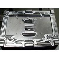Cheap S50C Steel Material Plastic injection mould Fisker cluster front face main cosmetic part for sale