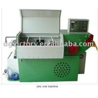 China wet type pure zinc wire drawing machine on sale