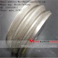 Cheap Electroplated CBN grinding wheel Mary@moresuperhard.com for sale