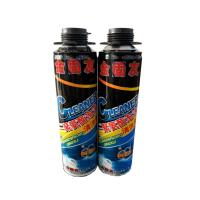 Buy cheap 600ml Polyurethane Foam Cleaner For Removing Uncured Pu Foam Good Dissolving Force from wholesalers