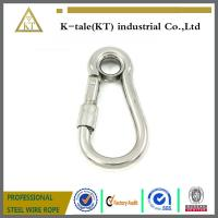 Cheap hot sale cheap and good quality stainless steel snap hook material 304/ 316 for sale
