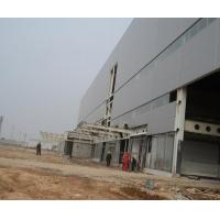 Quality High Strength Pre Fabricated Multi Storey Steel Buildings For Workshop Economical for sale