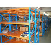 Industrial Long Span Racking For Bulky Items , Heavy Duty Metal Shelving