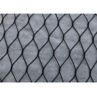 China Hand Woven Stainless Steel Netting Mesh Durable Acid / Alkalinity Resisting on sale