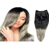 Body Wave 100% Human  Ombre Hair Extensions / Ombre Human Hair Weave Extensions