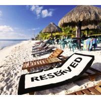 Cheap Reusable Mesh Vinyl Banner Digital Printing Various Designs For Beach Chair And Banners for sale