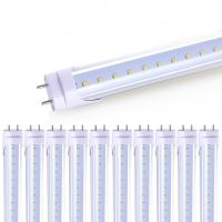 Cheap Pure White T8 LED Light Fixtures 18W / AC85-265V 20W T8 Led Fluorescent Tube for sale
