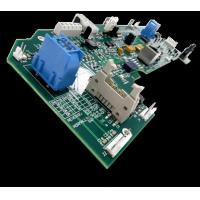 Cheap Green Solder Mask PCB Assembly Services FR4 Material Immersion Gold for sale