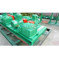 Cheap Oilfield Double Impellers Mud Agitators 11kw Mud Propeller Agitator for Drilling Solids Control System for sale