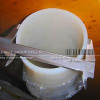 Cheap Large clear silicone tube sealing strips for sale